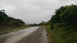 Entre Moa et Mayari sous la pluie